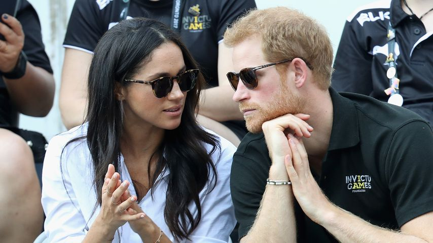 Was? Meghan Markle & Prinz Harry sind miteinander verwandt!