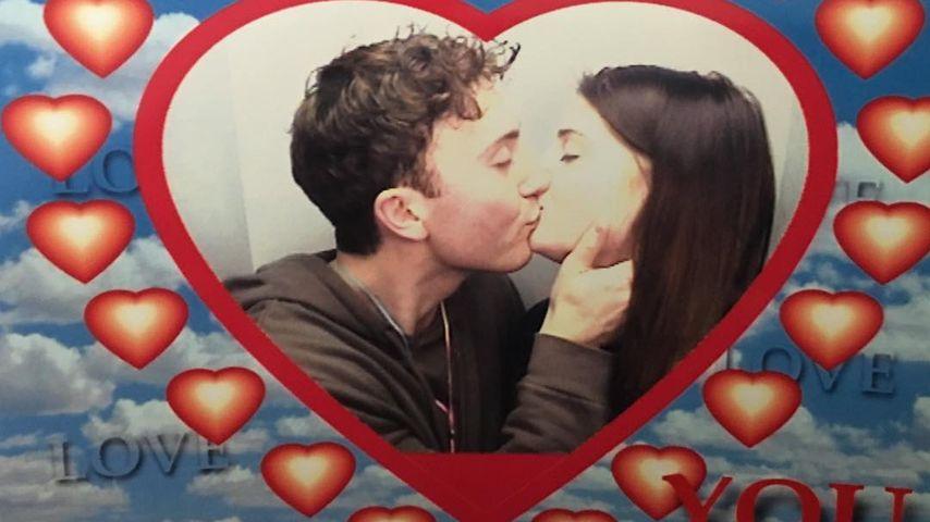 Knutsch-Alarm: Ein süßer Kuss bei Meghan Trainor & Daryl