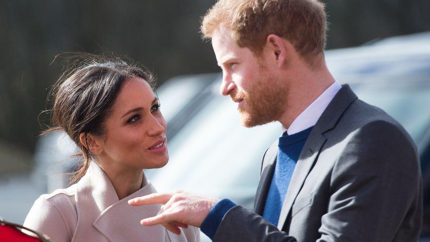 Meghan & Harry: SIE hat die Beziehungs-Hosen an!