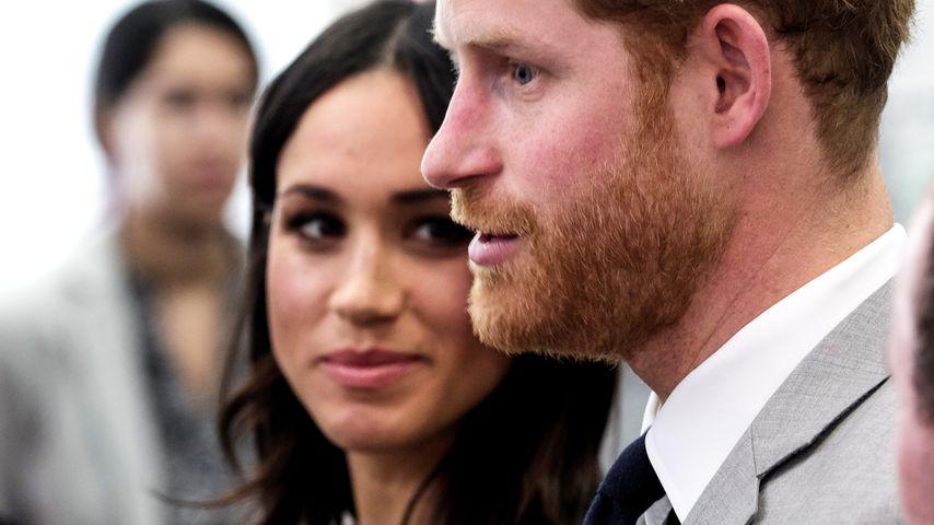 Abnehm-Plan: Meghan Markle macht Prinz Harry hochzeitsfit!