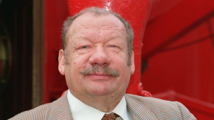 """Käpt'n Blaubär""-Stimme: Wolfgang Völz (†87) ist gestorben!"