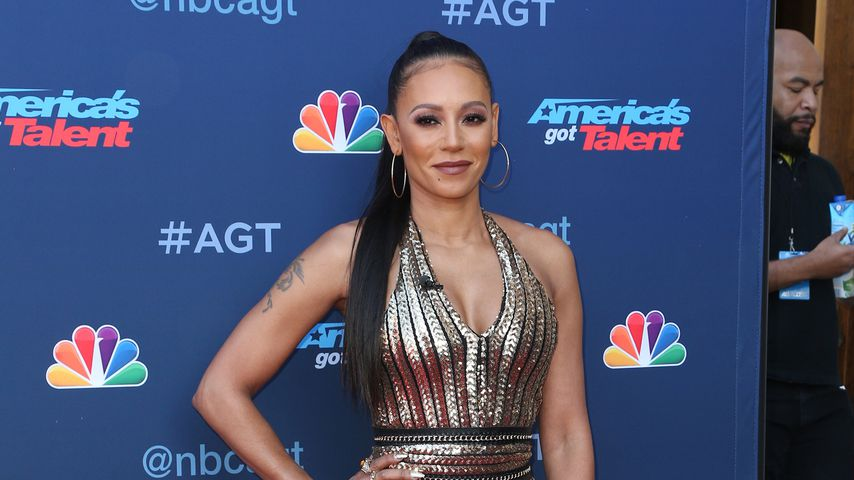 "Mel B. beim Start der 12. Staffel ""America's Got Talent"""