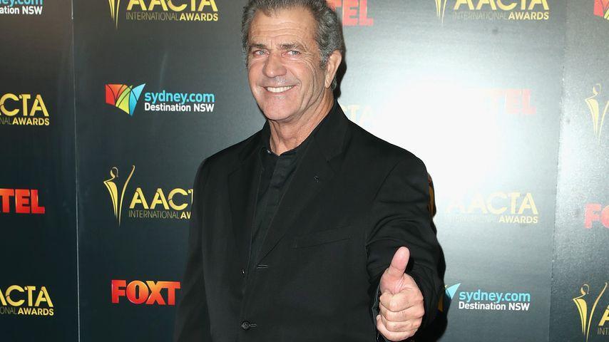 """Kein Fan von Social Media: Mel Gibson """"furzt lieber""""!"""