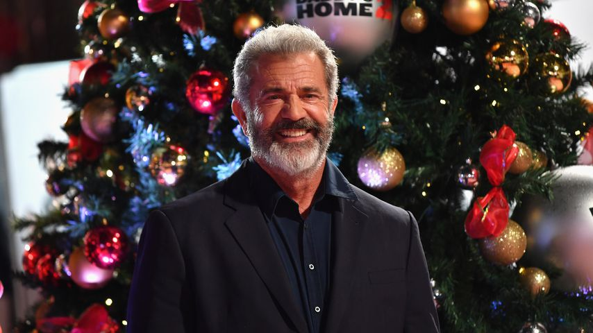 Mel Gibson im November 2017 in London