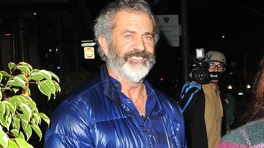 Mel Gibson im Januar 2019
