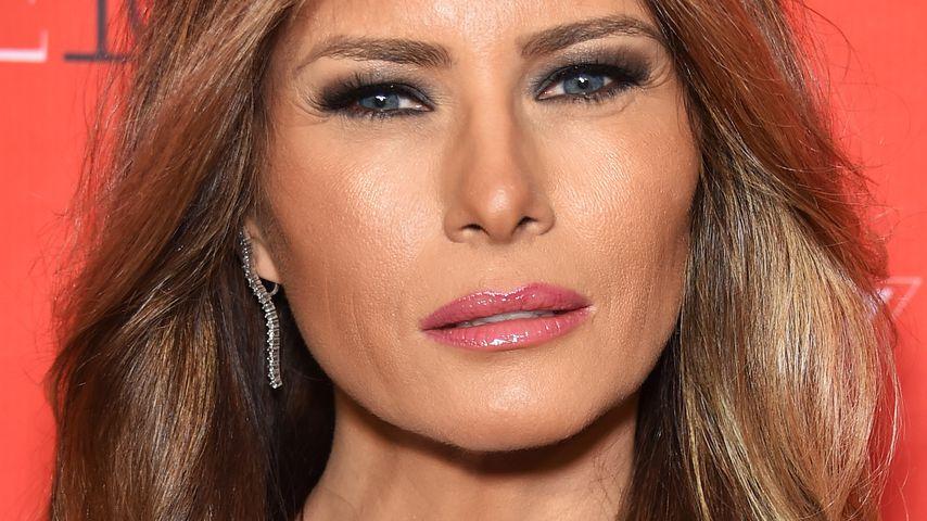 In Donald Trumps Fängen: Wie sehr leidet Melania wirklich?