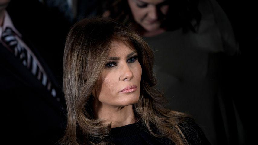 Melania Trump, Oktober 2017 in Washington D.C.