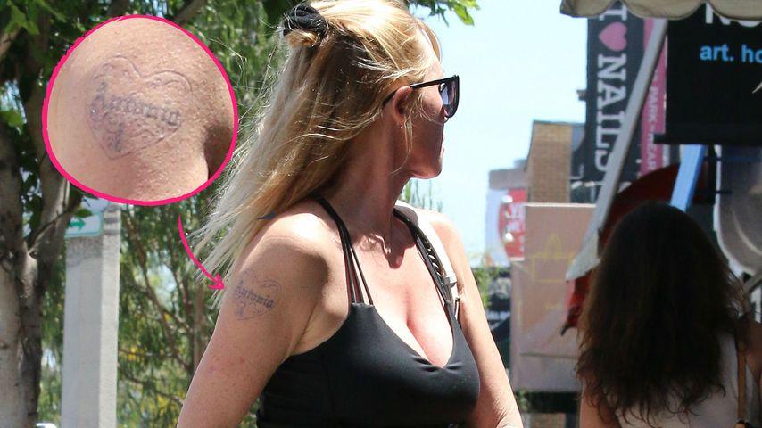 """Resistent! Melanie Griffith kämpft gegen """"Antonio""""-Tattoo"""