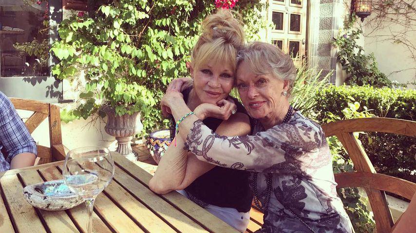 Melanie Griffith: Hier zeigt sie ihre wunderschöne Mama!