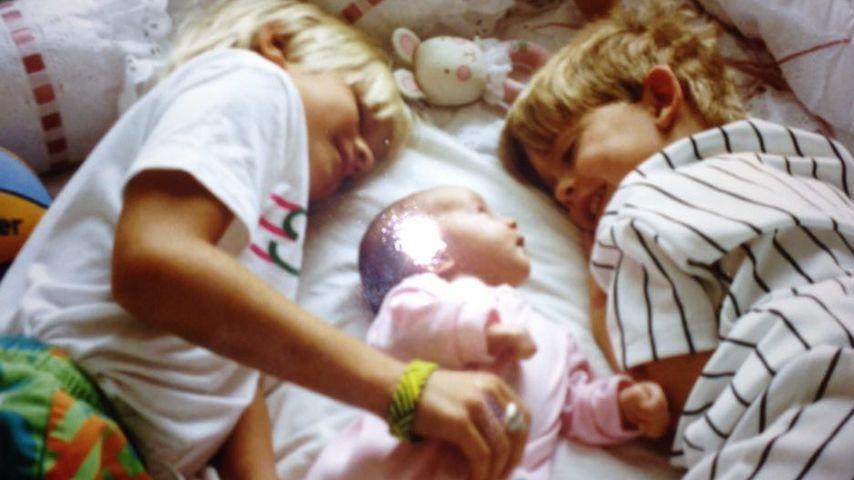 Zum B-Day: Melanie Griffith postet Baby-Pic von Dakota