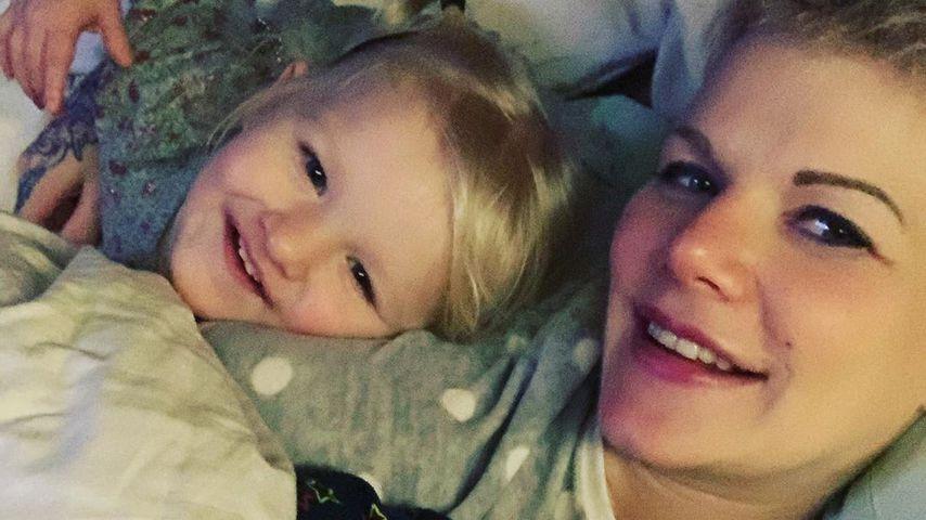 Kinder in der Öffentlichkeit: Melanie Müller verteidigt sich