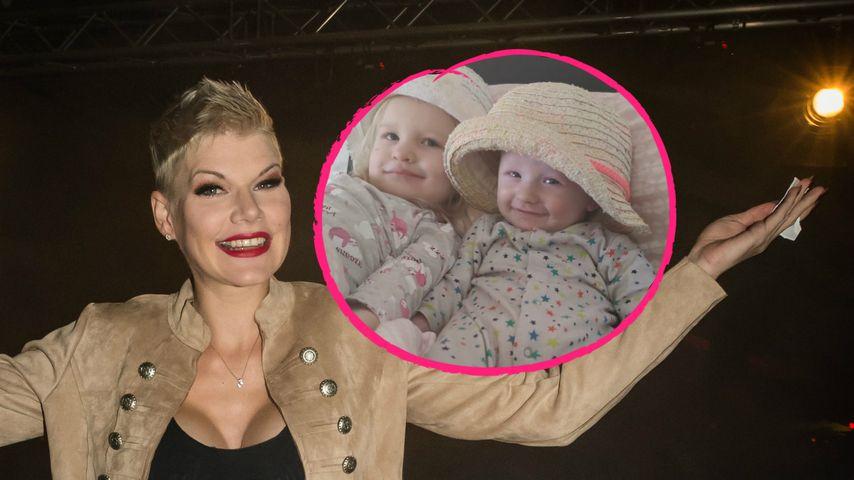 Style-Twins: Melli Müller bezaubert mit Foto ihrer Kinder