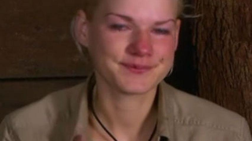 Dschungel-Emotionen! Melanie weint bittere Tränen