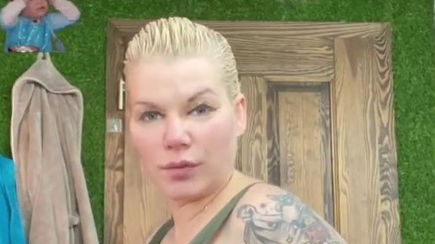Melanie Müller im November 2020