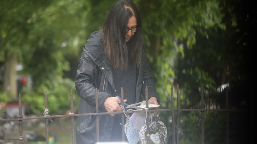 Melanie Panayiotou im Juni 2018 in London