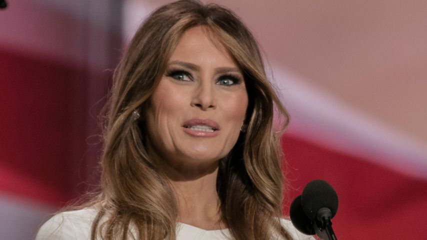 Dumme Aktion: Donald Trumps Frau klaut Michelle Obamas Rede!
