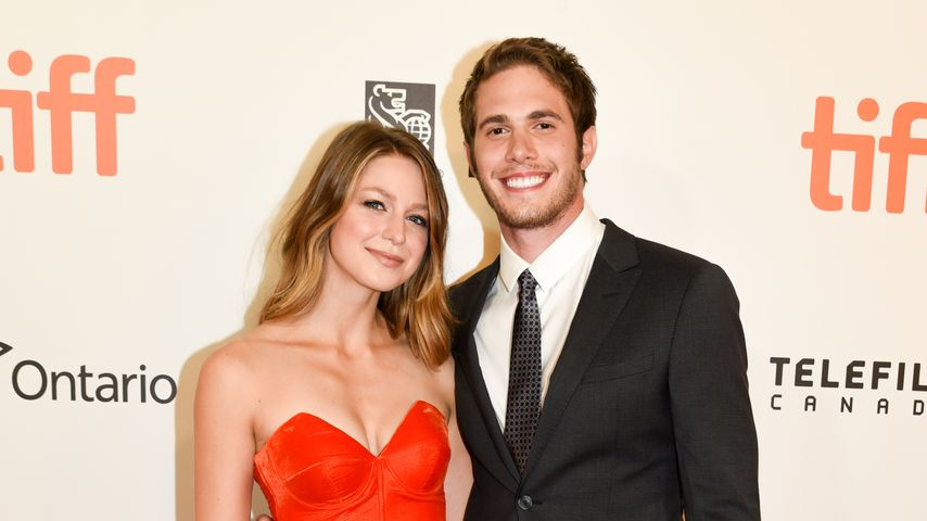 Melissa Benoist und Blake Jenner