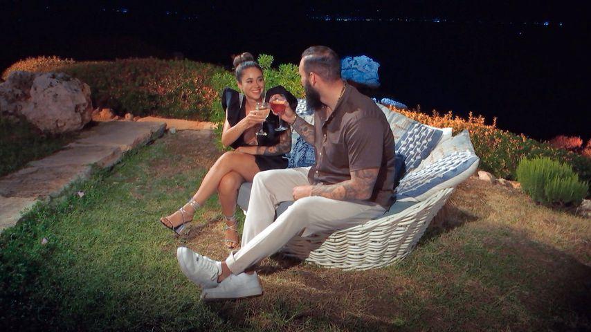 """Melissa und Daniel Mladjovic bei """"Die Bachelorette"""""""
