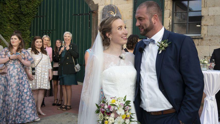"""Melissa und Philipp bei """"Hochzeit auf den ersten Blick"""""""