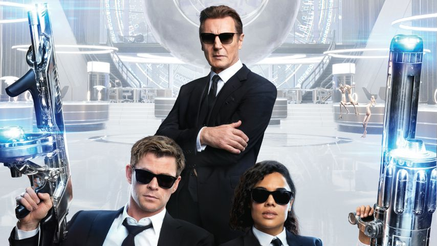 "Erster Trailer: Seht hier Chris Hemsworth in ""Men in Black""!"