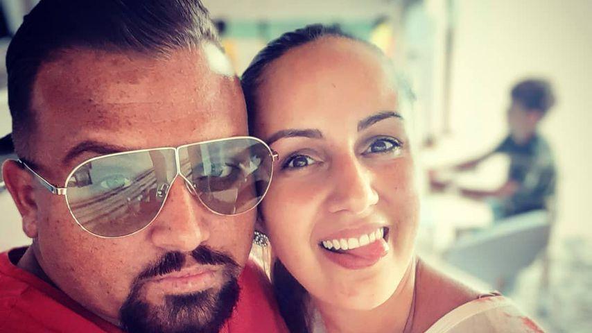 Liebes-Hammer: Menowin Fröhlich hat seine Senay geheiratet