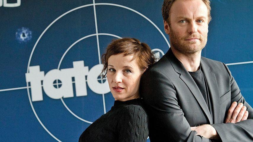 Mark Waschke und Meret Becker