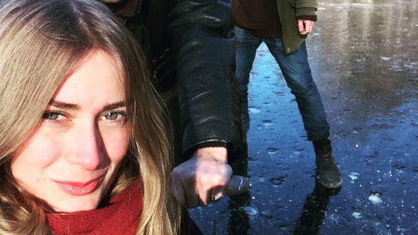 Merlin Leonhardt und seine Freundin