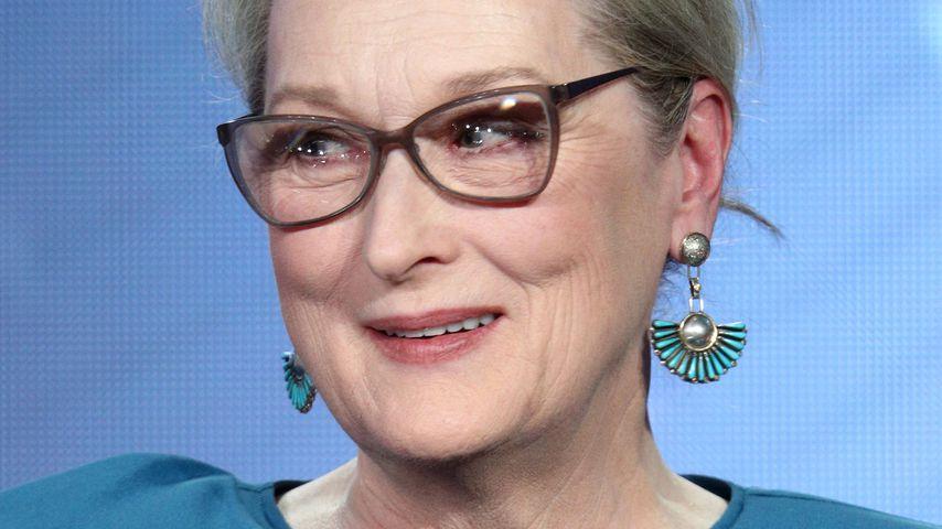 Oscar-Preisträgerin Meryl Streep, 2019