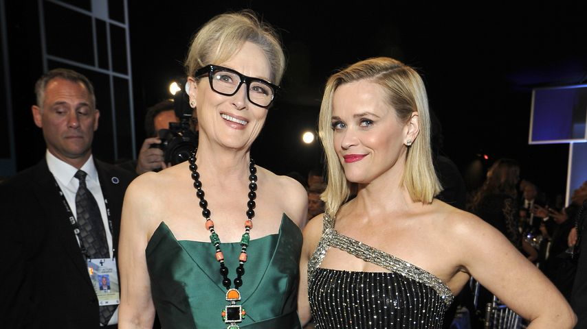 Meryl Streep und Reese Witherspoon bei den Screen Actors Guild Awards 2020