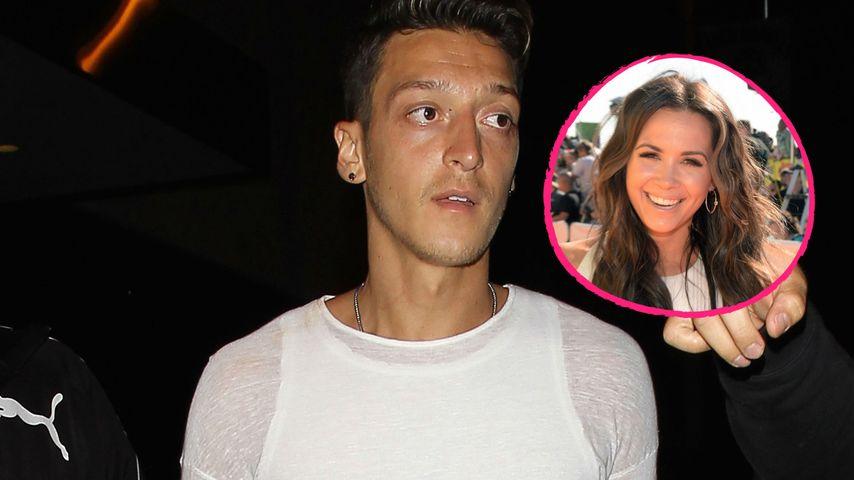 Anfeindungen gegen Mandy Capristo: Jetzt spricht Mesut Özil!