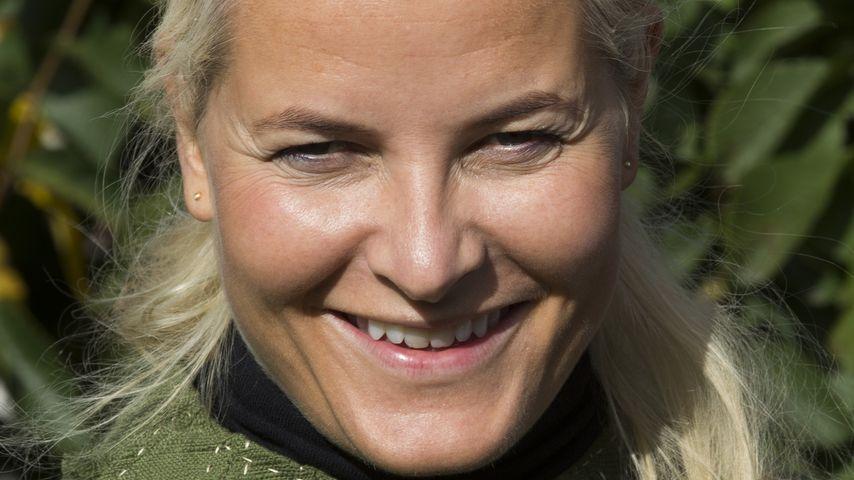 Mette-Marit: Sie twittert fleißig vom Krankenbett