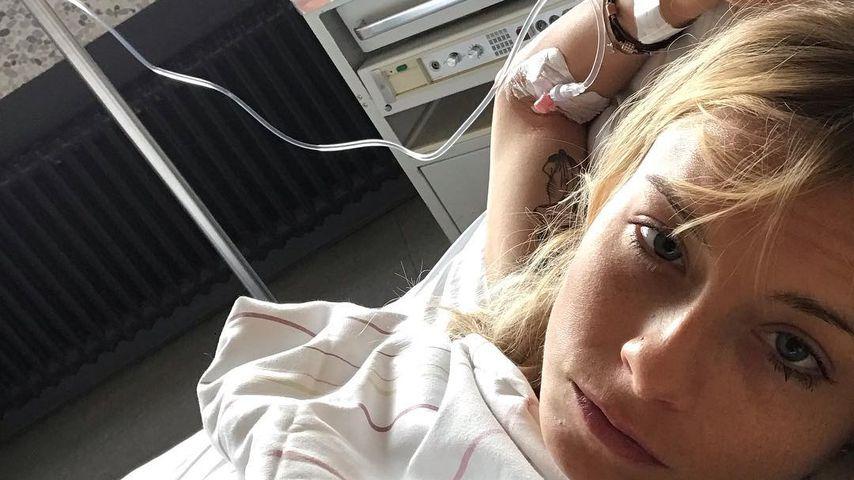 Schlagersängerin Mia Julia, November 2018