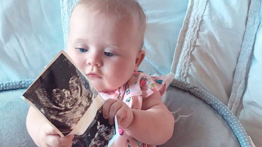 Mia Love Thicke, Tochter von Robin Thicke und April Love Geary