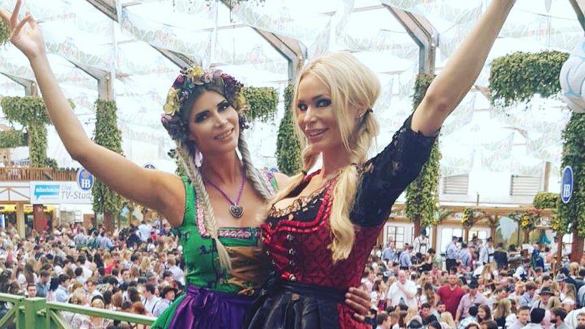 Mica Schäfer & Ramona: Sexy Duo-Shooting für den Playboy!