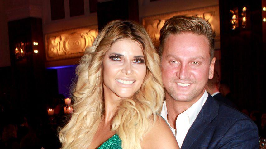 Micaela Schäfer mit ihrem Freund Adriano, September 2019