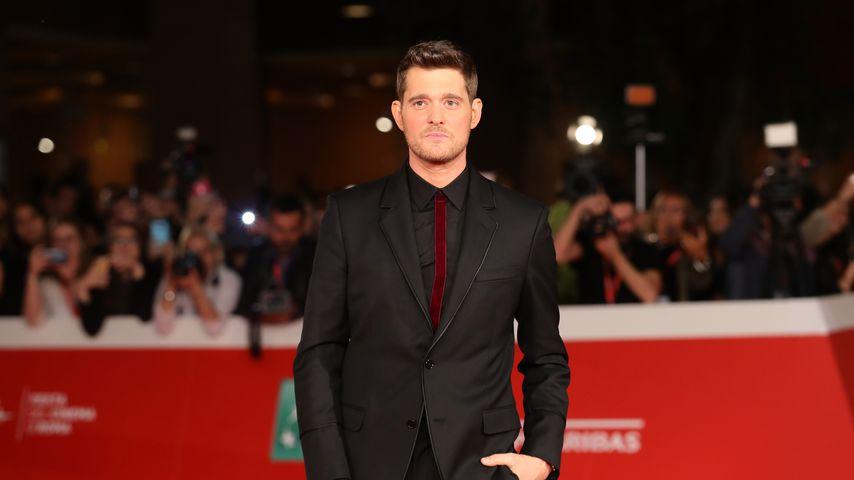 Michael Bublé beim Rome Film Festival