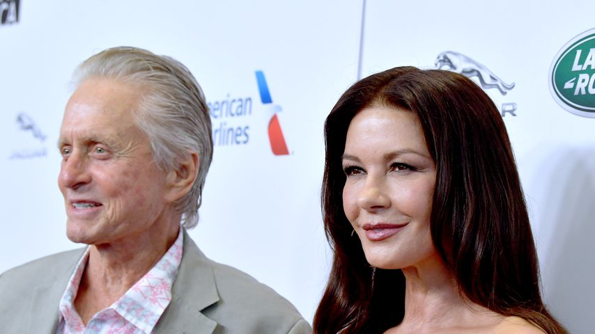 Michael Douglas und Catherine Zeta-Jones im September 2019