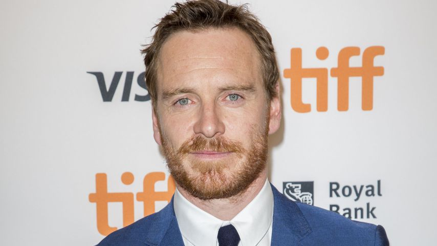Michael Fassbender beim Toronto International Film Festival: TIFF Soiree
