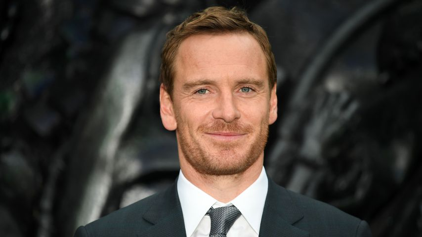 "Michael Fassbender bei der ""Alien: Covenant""-Premiere in London"