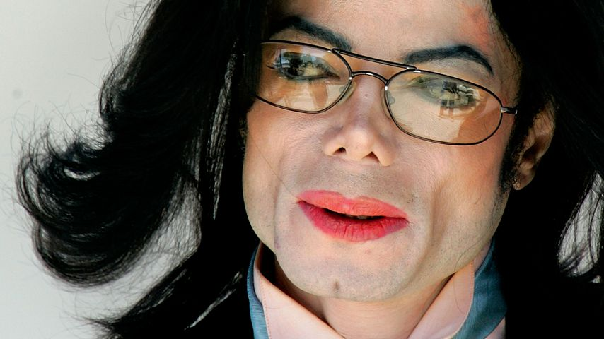 Michael Jackson 2005 in Santa Maria
