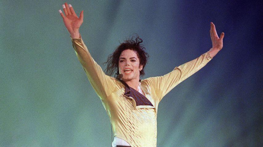 Michael Jackson im Juli 1996 in Brunei