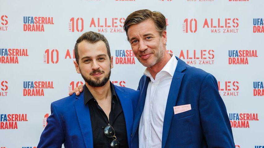 Michael Jassin und Lars Korten