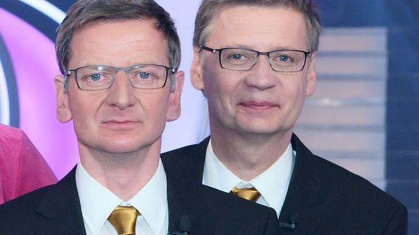 Michael Kessler und Günther Jauch