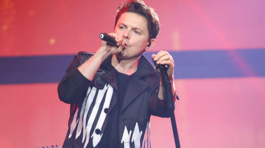 Sänger Michael Patrick Kelly