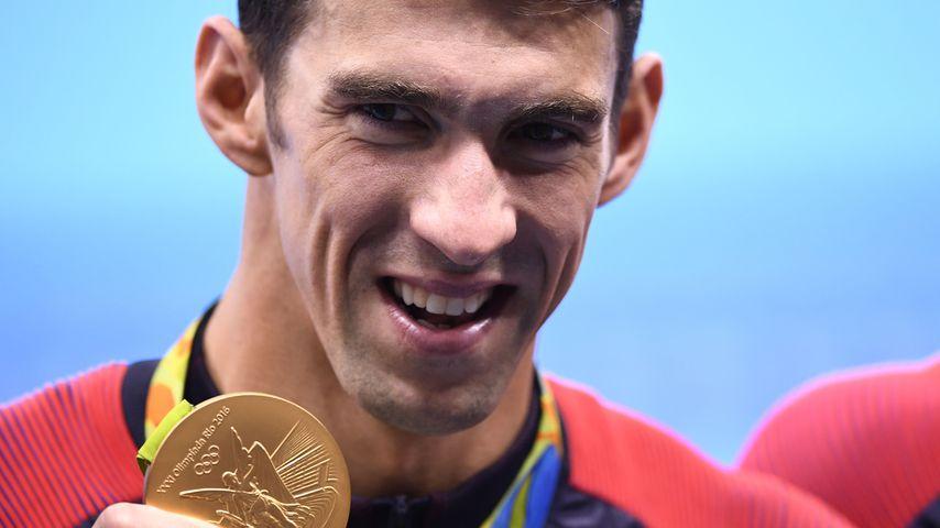 Nach Sex-Affäre: Michael Phelps glücklich verlobt