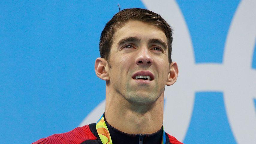Michael Phelps, Schwimmer