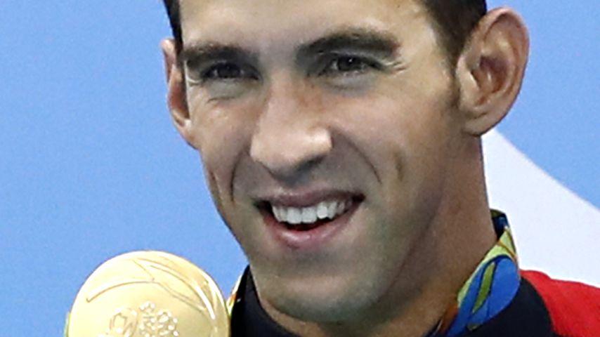 Michael Phelps bei den Olympischen Spielen 2016