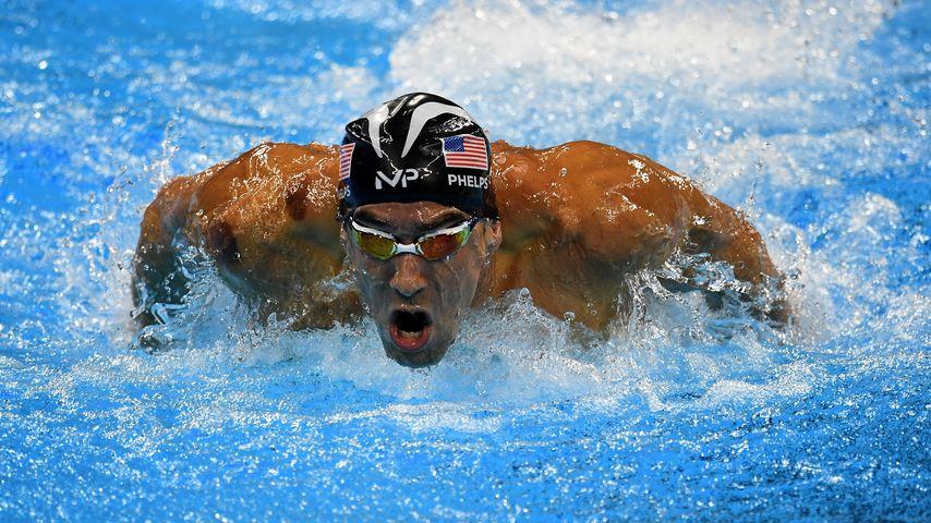Rekord-Olympiasieger Michael Phelps