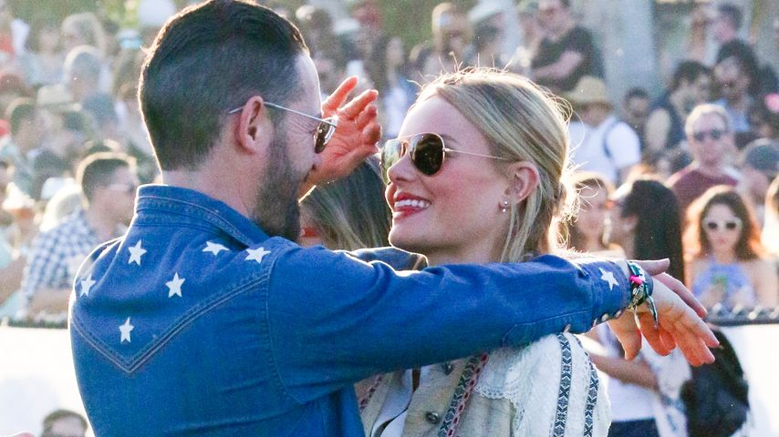 Kate Bosworth und Michael Polish