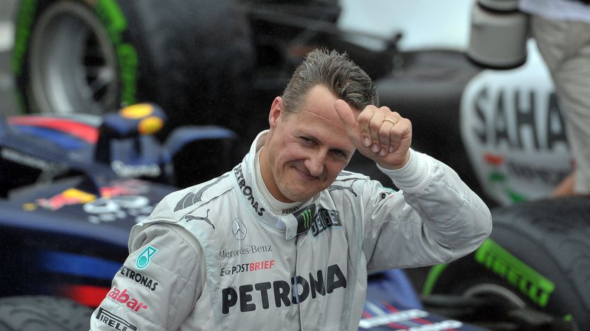 Michael Schumacher, Rennsportlegende